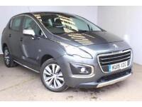 2015 Peugeot 3008 1.6 HDi Active 5 door Diesel Estate