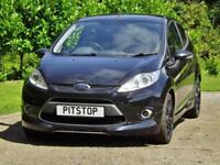Ford Fiesta Metal 1.6 3dr PETROL MANUAL 2011/61