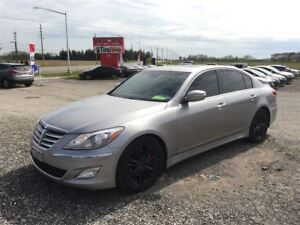 2012 Hyundai Genesis Sedan w/Technology Pkg