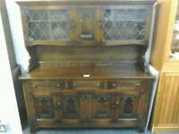 Old charm Welsh Dresser #28994 £129