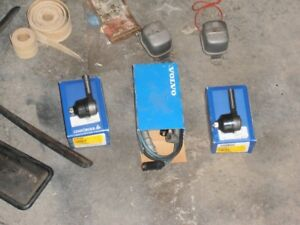 Assorted Volvo P1800 Parts for sale