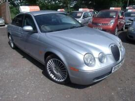 2006 Jaguar S Type 2.7d V6 SE 4dr 4 door Saloon