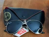 Ray ban aviator sunglasses unisex new