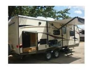 22' Keystone 2014 Outback Terrain 220TRB (like new)