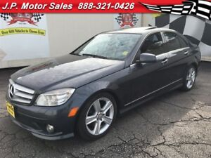 2010 Mercedes-Benz C-Class 300, Automatic, Navigation, Leather,