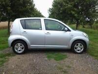 2008 DAIHATSU SIRION 1.0 SE~ NEW CLUCH ~ FULL SERVICE HISTORY ~ FINANCE ARRANGED