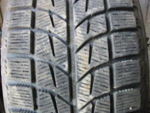 1 pneu hiver BRIDGESTONE BLIZZAK W60 205/55R16