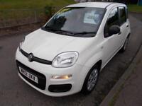 FIAT PANDA 1.2 POP 5d 69 BHP (white) 2012