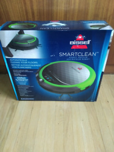 Robot Vacuum-Bissell Smartclean-REDUCED