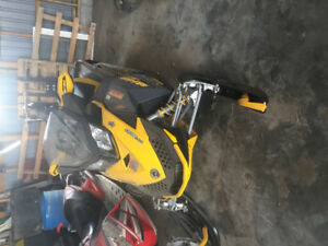 2008 ski soo mxz 600 GREAT DEAL