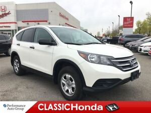 2014 Honda CR-V LX | CLEAN CARPROOF | REAR CAM | ONE OWNER | FWD