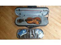 Stentor 14 inch Student 2 Viola & Spare Strings
