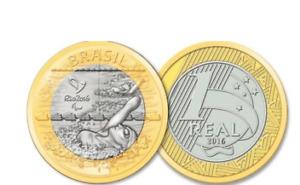 Rio 2016 Olympics coin