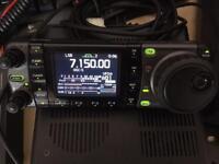 Icom IC 7000 HF VHF UHF