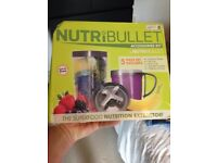 Brand New unopened Nutri bullet accessories kit