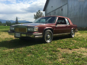 1988 Cadillac DeVille Spring edition Coupe (2 door)