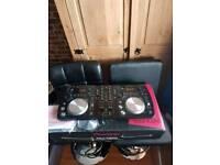 PIONEER XDJ AERO MP3 CONTROLLER