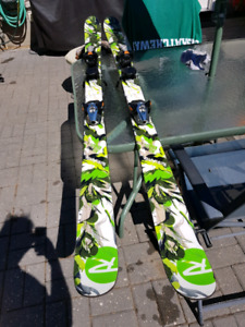Rossignol  SII Pro (158) ski w/ binding and boots