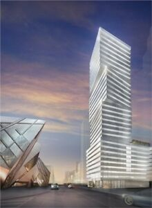 Luxury Condo Building In Yorkville 565 Sq.Ft + 96 Sq.Ft Balcony