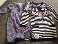 Two dresses size 5-6