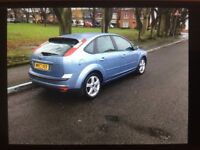 Ford focus 1.6 Zetec climate 2008 70,000 miles full ford service history excellent condition 5 door