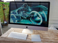 "Apple iMac 27"" - 240gb SSD Swap For a Top Gaming Laptop DDr4"