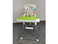 Mamas & Papas foldable Highchair