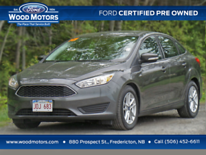 2015 Ford Focus SE Certified Pre-Owned