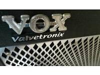 Vox valvetronix guitar amplifier