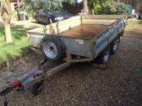 8ft x 4ft Richardson two tonne trailer