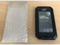 NEW Iphone 5 5S SE Premium Black Aluminium case