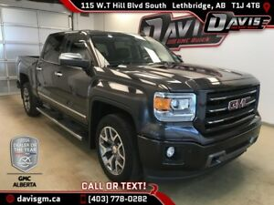 Used 2015 GMC Sierra 1500 SLT- Navigation, All Terrain Package,