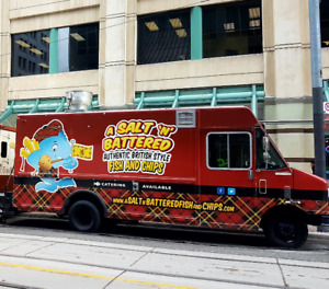Food truck for sale free shipping