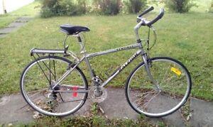 "Vélo Raleigh Sentinel Hybride Chromoly ""M"""
