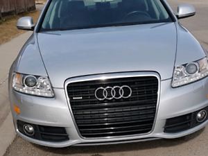 2011 AUDI A6 SLINE SUPERCHARGED
