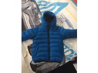 Next Age 3 Boys Blue Coat