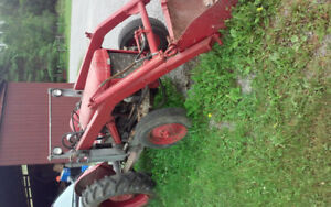 For sale or trade 49 massy T20 tractor