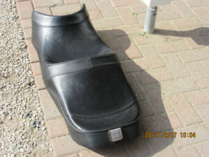 Corbin seat from Honda ST1300 motorcycle (in New Liskeard)