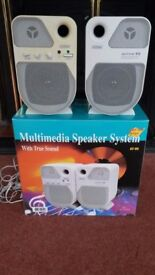 Multi-media speaker system