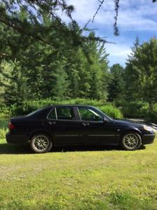 2005 Saab 9-5, turbo 2.3