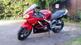 HONDA CBR 600F6 2006 7000 MILES £3995