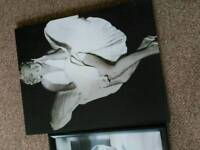 Two marylin Monroe picture's