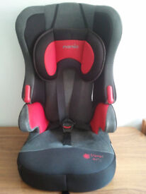 CAR SEAT, NANIA, SIEGE AUTO NEW WAY, 9 - 36 kg, UNIVERSAL, SUITABLE FROM 9 MONTHS TO 12 YEARS OLD
