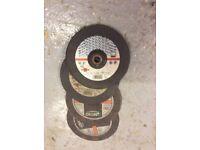 """4x9"""" Grinding Discs"""