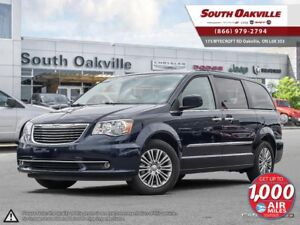 2014 Chrysler Town & Country Touring-L   DVD   LEATHER   NAVIGAT