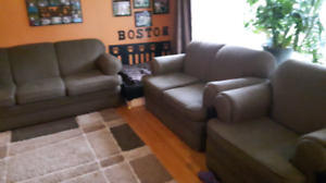 Living room set $175