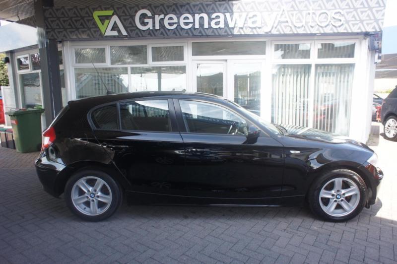 2005 BMW 1 SERIES 118D SE GREAT LOOKING CAR HATCHBACK DIESEL