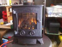 Yeoman Exmoor Gas Stove (Coal Effect)
