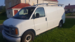2001 chevy express