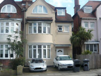 LOVELY LARGE 1 DOUBLE BEDROOM GARDEN FLAT, RIGHT BY HAMPSTEAD HEATH, AVAILABLE FOR 2 MONTHS